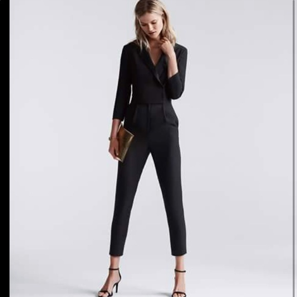 78bced09bf8 Banana Republic Pants - Banana Republic Tuxedo Jumpsuit 6